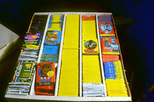 Collectible Pop Culture cards