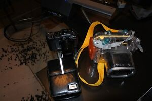 Canon G9 12mpixel camera with case and Canon waterproof case