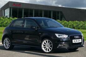 image for 2018 Audi A1 Sportback S line Nav 1.0 TFSI  95 PS 5-speed Hatchback Petrol Manua