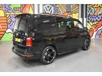 NEW VW TRANSPORTER T6 T30 SWB 2.0TDI 150 DSG KOMBI HIGHLINE SPORTLINE PACK GREY