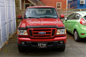 2007 Ford Ranger Sport 2WD 90k km only. Great condition!