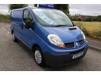 RENAULT TRAFIC *NO VAT* PLY LINED EXCELLENT CONDITION DRIVES GREAT Trafic Van