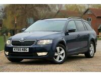 2015 Skoda Octavia 1.6 SE TDI 5d 109 BHP Estate Diesel Manual