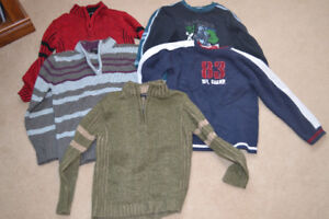 Boy's Clothing Lot / Size:  5/6, 6 & S (20 + items)