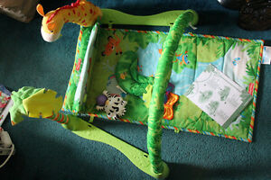 Bumbo, Swing, Vibrating Chair and other baby items