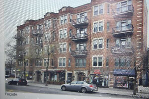 Condo exceptionnel OUTREMONT