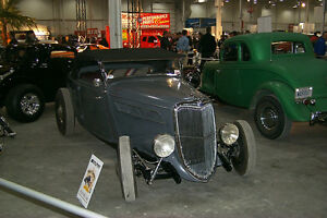 34 Ford Roadster