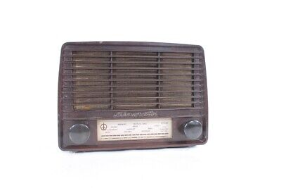 Usado, Antiguo Radio RFT VEB Minorette a 201 Old Vintage Colector de Baquelita segunda mano  Embacar hacia Spain
