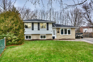 North end St Catharines. $1800 + Utilities