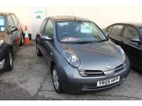 Nissan Micra 1.2 URBIS, Unmarked Inside And Out It Drives Superb