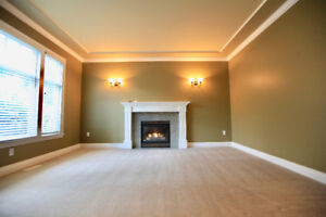 6-bed 5-bath house near Morgan Creek gulf course for rent.