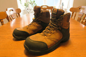 Security steel toe shoes Kodiak Size 13 waterproofed