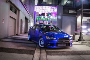 2015 Mitsubishi Evolution X
