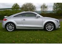 2010 Audi TT 2.0 TDI Quattro Sport 2dr [2011] 2 door Coupe