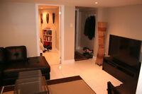 Amazing basement apt new! in Scarborough for  OCT 1