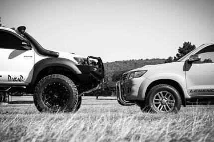 4x4 Lift Kits-Make Your Off Road Monster Look The Part