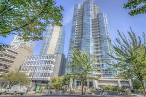 COAL HARBOUR CONDO FOR SALE - 2 BEDS 2 BATHS 1 PARKING