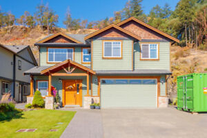3 BDRM + LARGE OFFICE FAMILY HOME IN BEAR MOUNTAIN/LANGFORD