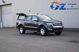 FORD RANGER Dual Cab Ute CANOPY 2011 - 2017 Lift up side DOORS Smithfield Parramatta Area Preview