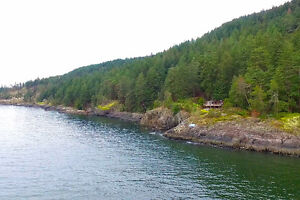 23 Acres of Stunning Waterfront at Seymour Bay