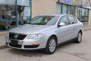 2010 VW Passat - Leather,heated,bluetooth -FINANCING AVAILABLE-