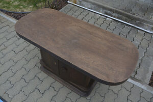 Antique Coffee Table / Bar