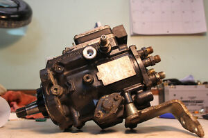 cummins HO vp44 injection pump and gear - core
