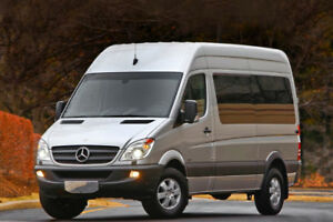 2017 new Mercedes-Benz Sprinter Van-power of negotiation