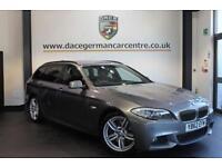 2012 62 BMW 5 SERIES 3.0 530D M SPORT TOURING 5DR AUTO 255 BHP DIESEL