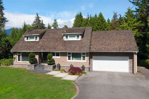 Beautiful West Vancouver Home for RENT