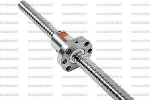 200-750mm-SFU1204-Series-Zero-Backlash-Ballscrew-CNC-Ball-Screw-No-Endmachined