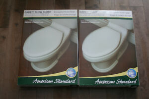 BRAND NEW American Standard Elongated Slow Close toilet seat