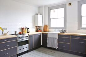 Top floor room to rent in spacious and light split-level apartment in Upper Holloway