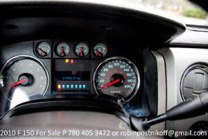 2010 Ford F-150 XLT 4x4 SuperCrew Pickup Truck