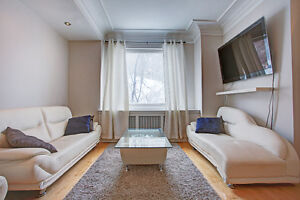 FULLY FURNISHED!!! Westmount-DTOWN-