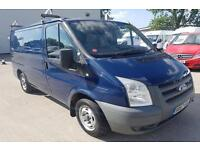 Ford Transit 260 SWB Low Roof TDCi 130ps DIESEL FWD