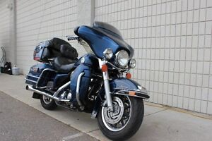 2002 Harley Davidson FL - Electra Glide Ultra Classic Prince George British Columbia image 2