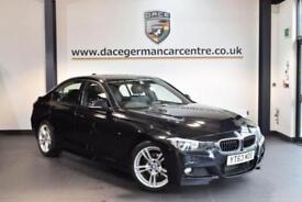 2013 63 BMW 3 SERIES 2.0 318D M SPORT 4DR 141 BHP DIESEL