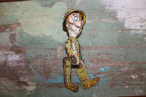 Old Antique Tin Toy Soldier London Ontario image 5