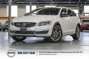 2017 Volvo V60 Cross Country T5 Drive-E AWD