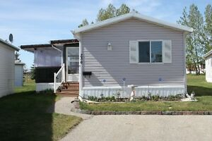 SINGLE WIDE MOBILE HOME IN STRATHMORE RANCH ESTATES