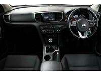 2018 Kia Sportage 1.6 GDi ISG 2 5dr SUV Petrol Manual