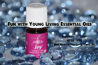 Fun with Young Living Essential Oils