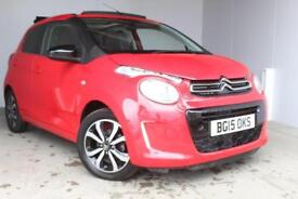 2015 CITROEN C1 1.0 VTi Flair 5dr ETG