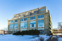 EXQUISITE LOFT IN UPTOWN WATERLOO *SEAGRAM LOFTS*