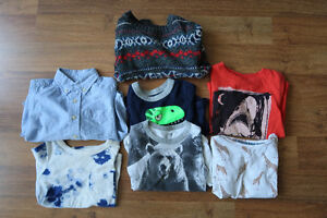 Baby Boy 18-24 Month Clothing Lot