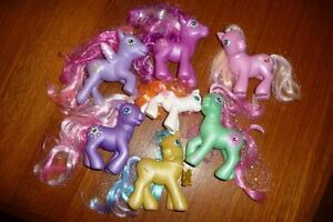 My Little Ponies  furnishings and accessories Kingston Kingston Area image 1