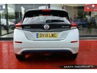 2018 Nissan Leaf 110kW N-Connecta 40kWh 5dr Auto Hatchback Electric Automatic