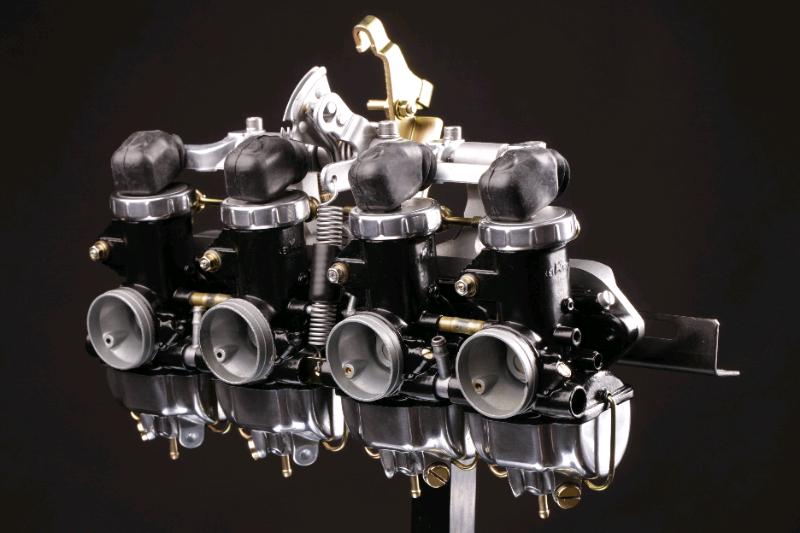 CB750 cb 750 Restored Carburetor w airbox - The Carburetor