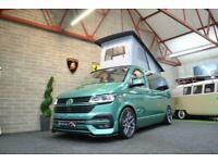 Volkswagen Transporter T6.1 t6 TDI DSG AURORA EXCLUSIVE HLN CAMPERVAN 4 BERTH